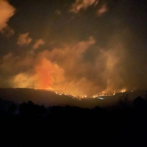Goshen Wildfire Shines a Spotlight on Cooperation