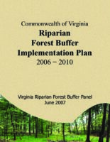 Riparian Buffer Implementation Plan 2006-2010