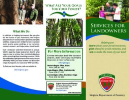 Services for Landowners