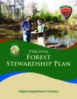 Virginia Forest Stewardship Plan - Appendix