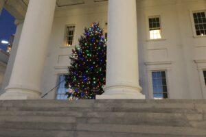 Virginia's Capitol Tree Lighting, 2019