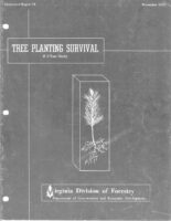 No. 019 Tree Planting Survival: A 3-Year Study; by R. L. Marler